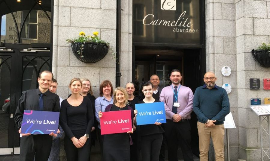 Carmelite Hotel rescued from administration saving 35 jobs