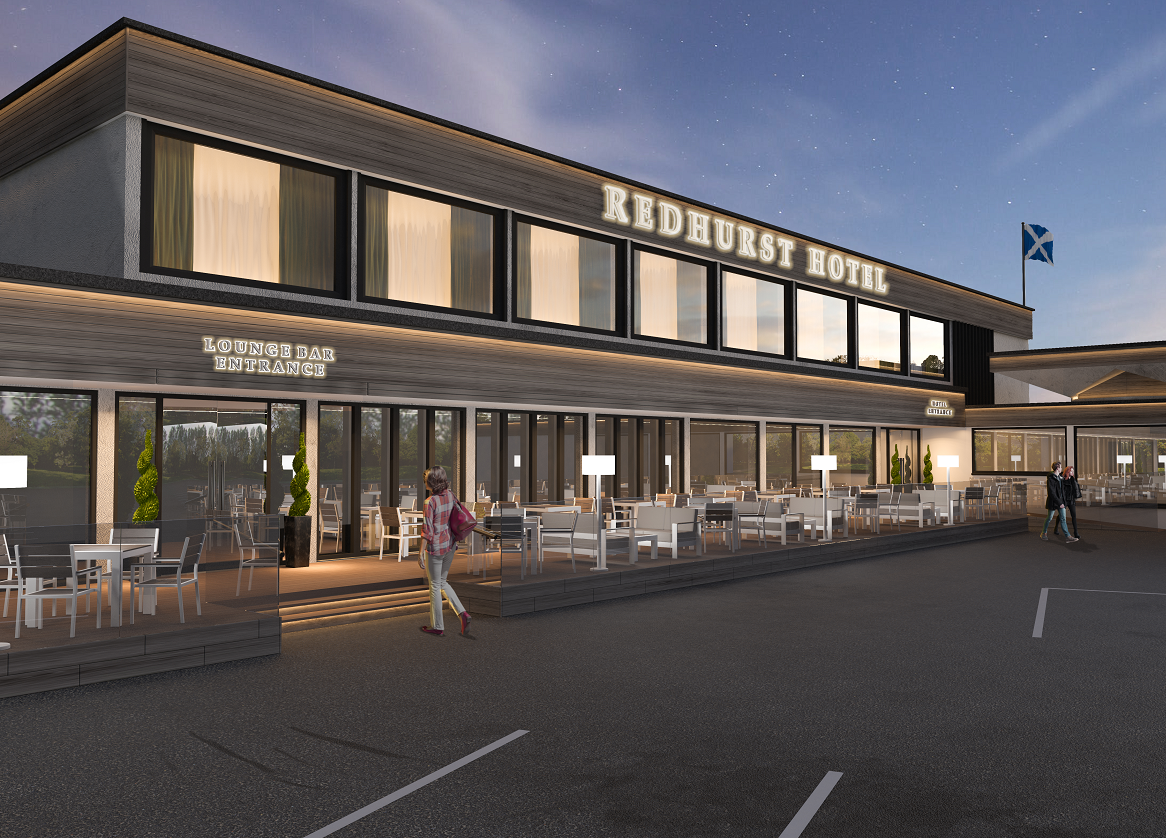 Redhurst Hotel closes for 'extensive' refurbishment