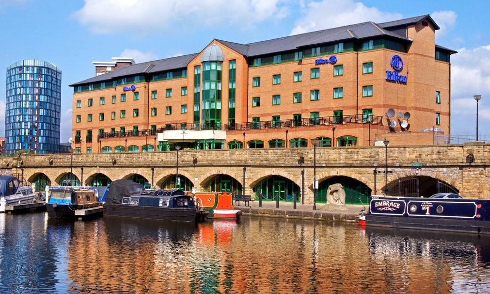 Hilton Sheffield to rebrand as The Quays Hotel
