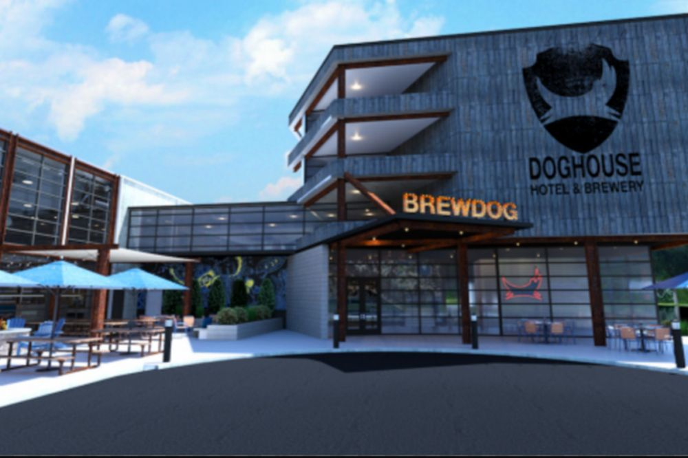 Brewdog Planning London Hotel