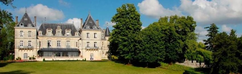 Château de Mirambeau opens it's doors 4th April