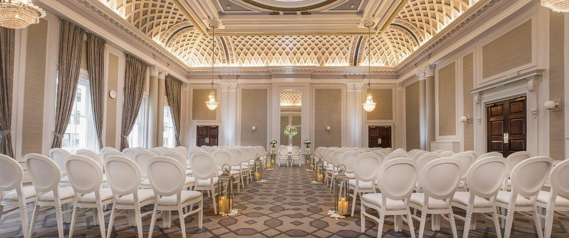 De Vere Grand Connaught Rooms, £700k makeover.