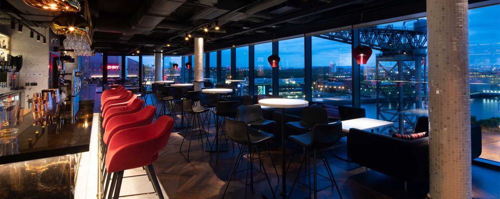 Radisson Red Glasgow - Sky Bar