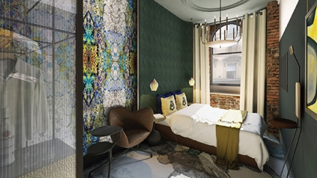 Manchester's 'most extravagant' hotel suites revealed