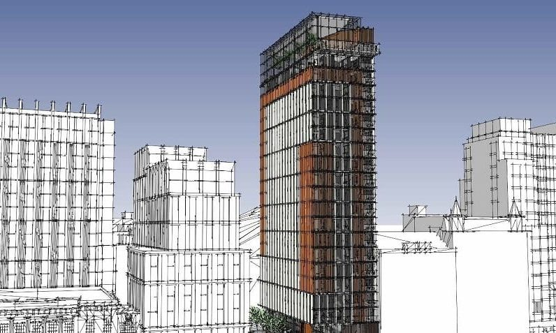 Plans for Glasgow Skyscraper Hotel gets the green light