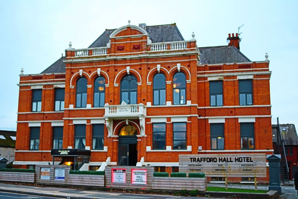 Brilliant Hospitality acquires Trafford Hall Hotel